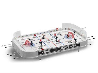 Stiga jeux de hockey sur table et Badminton